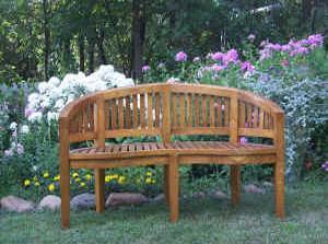 Tremendous Monet Bench Evergreenethics Interior Chair Design Evergreenethicsorg